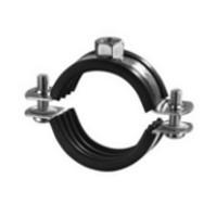 Schraubrohrschellen mit Schallschutzeinlage - Gerlach Zubehörtechnik GmbH