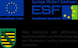 Förderung durch die ESF